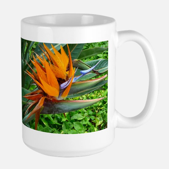 Bird of Paradise Large Mug