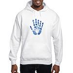 On The Fringe Hooded Sweatshirt