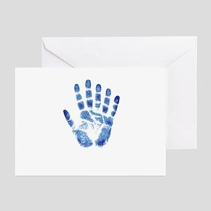 On The Fringe Greeting Cards (Pk of 10)