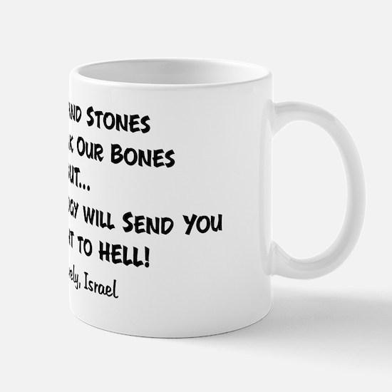 Pro Israel Mug