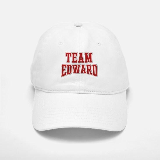 Team Edward Personalized Custom Baseball Baseball Cap