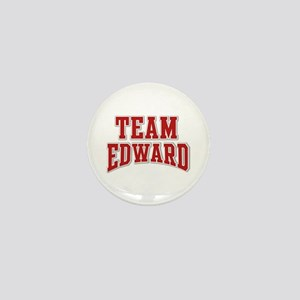 Team Edward Personalized Custom Mini Button
