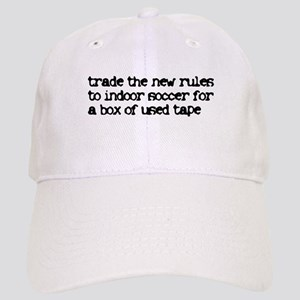 Trade the new rules. Cap