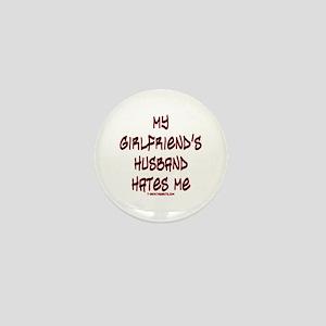 My Girlfriend's Husband HATES Mini Button