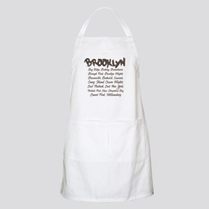 Brooklyn Hoods BBQ Apron