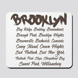Brooklyn Hoods Mousepad