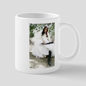 Pioneer Spirit-Model Bobbi Miller-Moro Mug