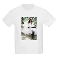 Pioneer Spirit-Model Bobbi Miller-Moro T-Shirt