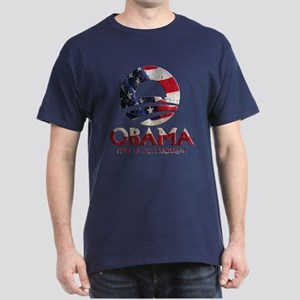 Obama This is our Moment Dark T-Shirt