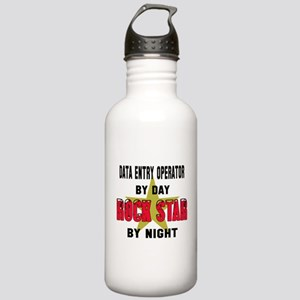 Data entry operator By Stainless Water Bottle 1.0L