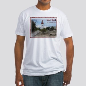 Robben Island Fitted T-Shirt