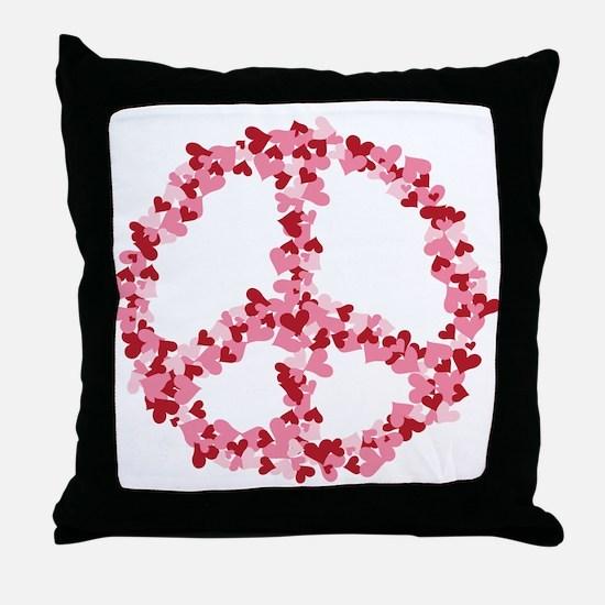 Cute Relationship Throw Pillow