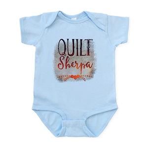 c5e5c0dba Sherpa Baby Bodysuits - CafePress