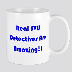 Real SVU Det. Amazing Mug