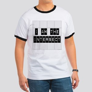 I am the Intersect - Chuck Ringer T