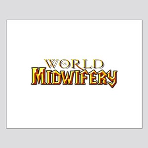 World of Midwifery Small Poster
