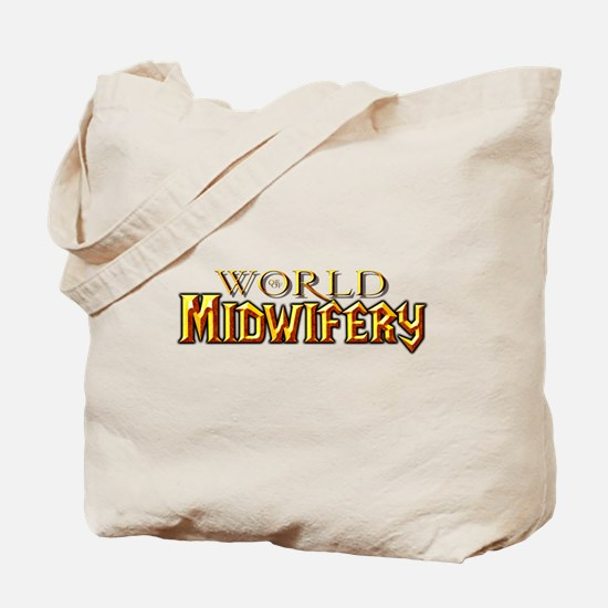 World of Midwifery Tote Bag
