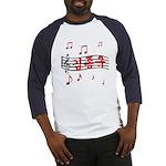 """Musical Kim Jong Kook"" Baseball Jersey"
