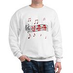 """""""Musical Kim Jong Kook"""" Sweatshirt"""