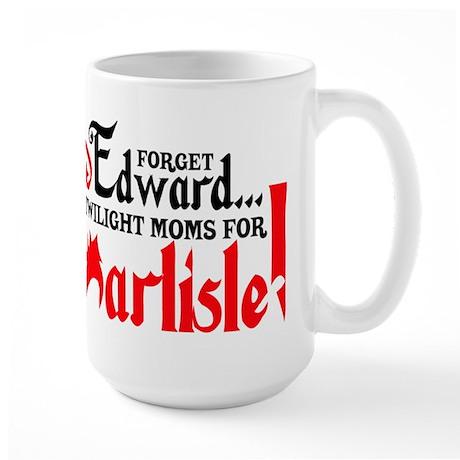 Twilight Moms for Carlisle Large Mug