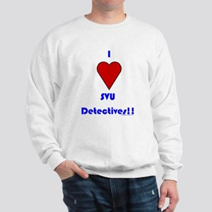 Heart SVU Detectives Sweatshirt