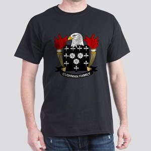 Cushman Family Crest Dark T-Shirt