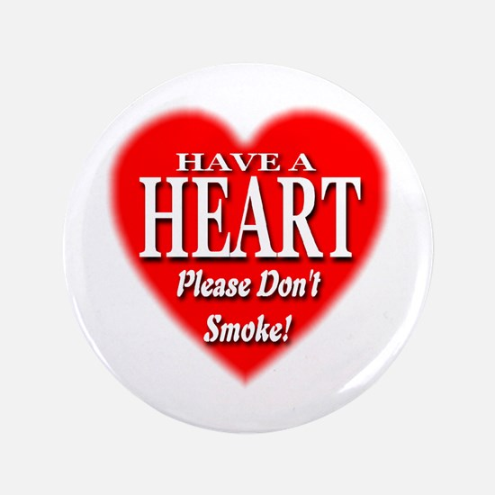 """Please Don't Smoke 3.5"""" Button (100 pack)"""