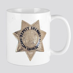 Contra Costa Sheriff Mug