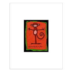 Monkey - Posters
