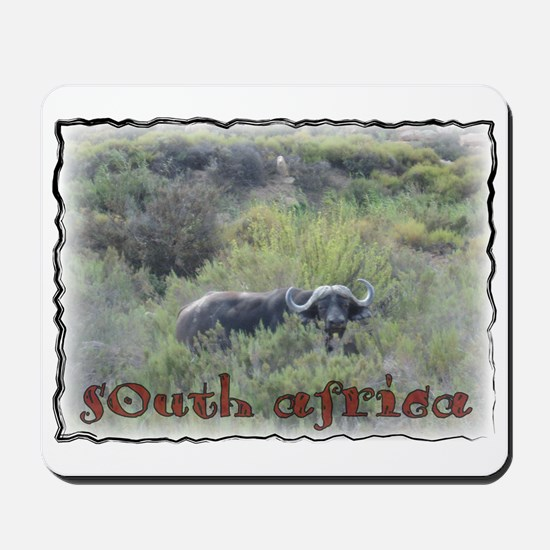 Cape Buffalo Mousepad