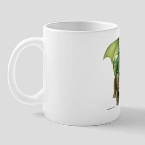L is for Leap Frog Mug