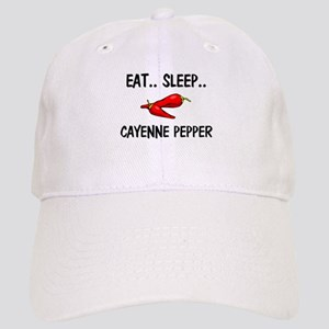 Eat ... Sleep ... CAYENNE PEPPER Cap