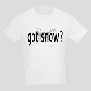 Got Snow? Kids T-Shirt