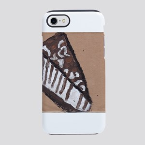 Chocolate cheese iPhone 8/7 Tough Case