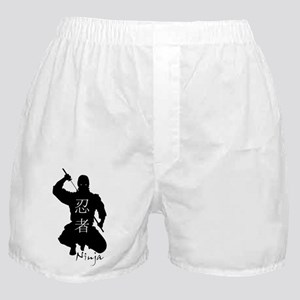 Ninja Designed Boxer Shorts