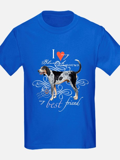 Bluetick Coonhound T