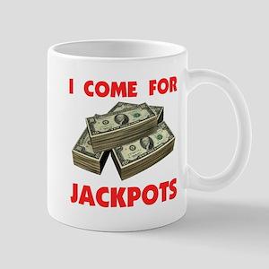 JACKPOTS TURN ME ON Mug