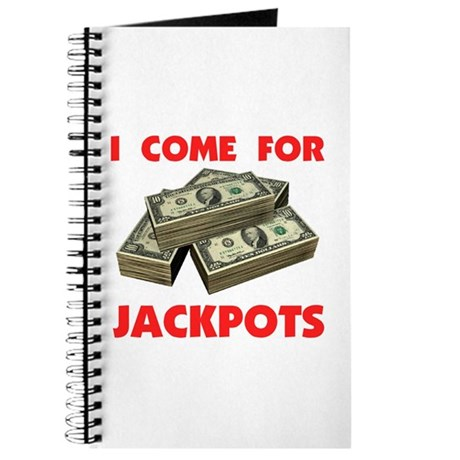 JACKPOTS TURN ME ON Journal