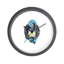 Dragon Nest Wall Clock