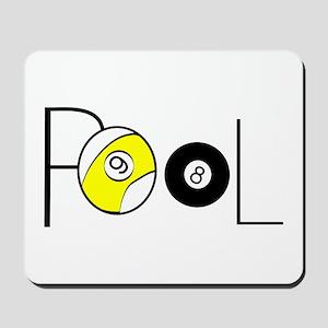 Word Pool Mousepad