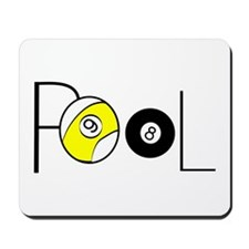 Word Pool Mousepad