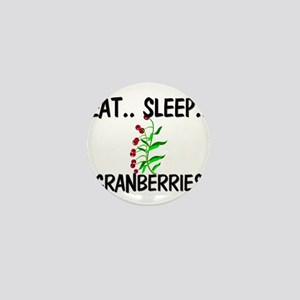 Eat ... Sleep ... CRANBERRIES Mini Button