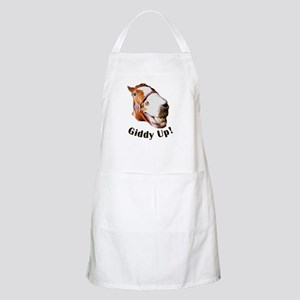 Giddy Up! BBQ Apron
