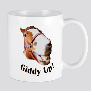 Giddy Up! Mug
