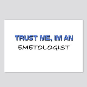 Trust Me I'm an Emetologist Postcards (Package of