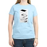 Exploded Phone Women's Light T-Shirt
