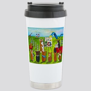 Agility Class Stainless Steel Travel Mug