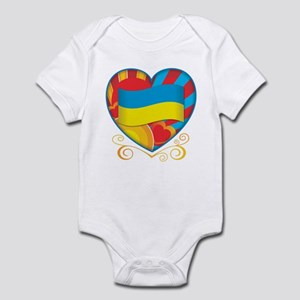 Ukrainian Infant Bodysuit