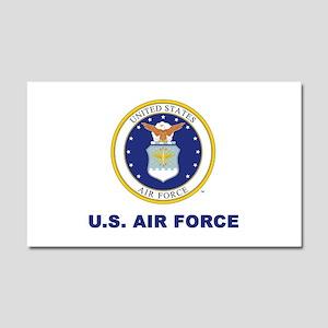 U.S. Air Force Car Magnet 20 x 12