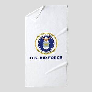 U.S. Air Force Beach Towel